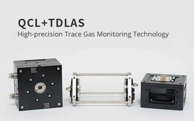 QCLAS/TDLAS modules for high-precision trace gas monitoring